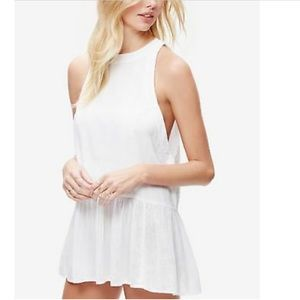 Free People Breathless Moments HighLow Tunic Dress
